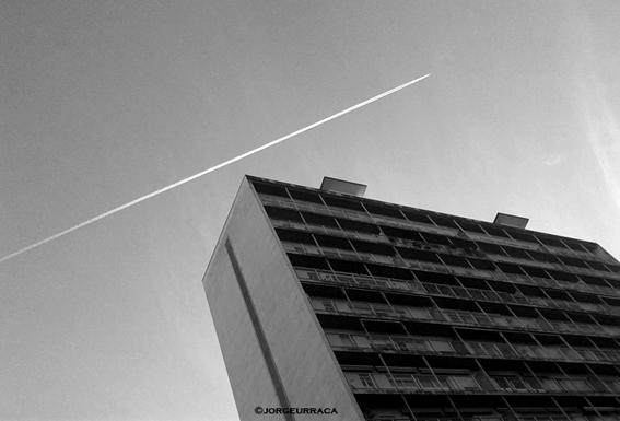 Fotografía artística rascacielos