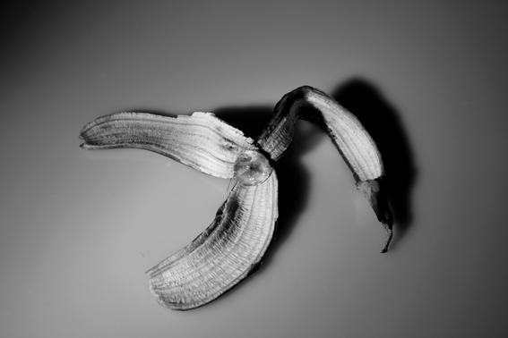 Fotografía artística plátano